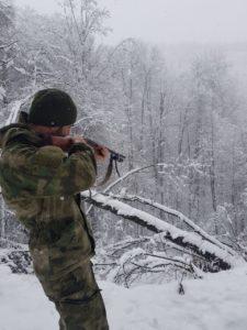 Зимняя охота. Отстрел диспетчеров грузоперевозок